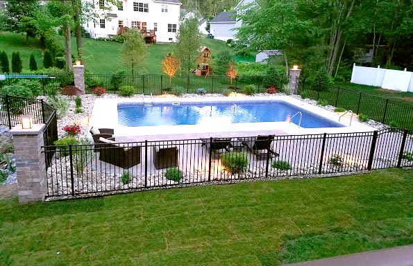 Clifton Park Landscaping Company Property Maintenance , Patio Installation