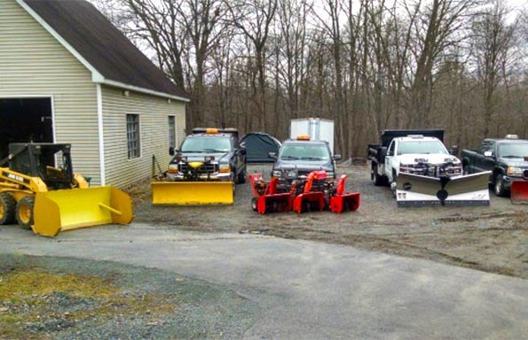 Snow Removal Plowing Clifton Park NY