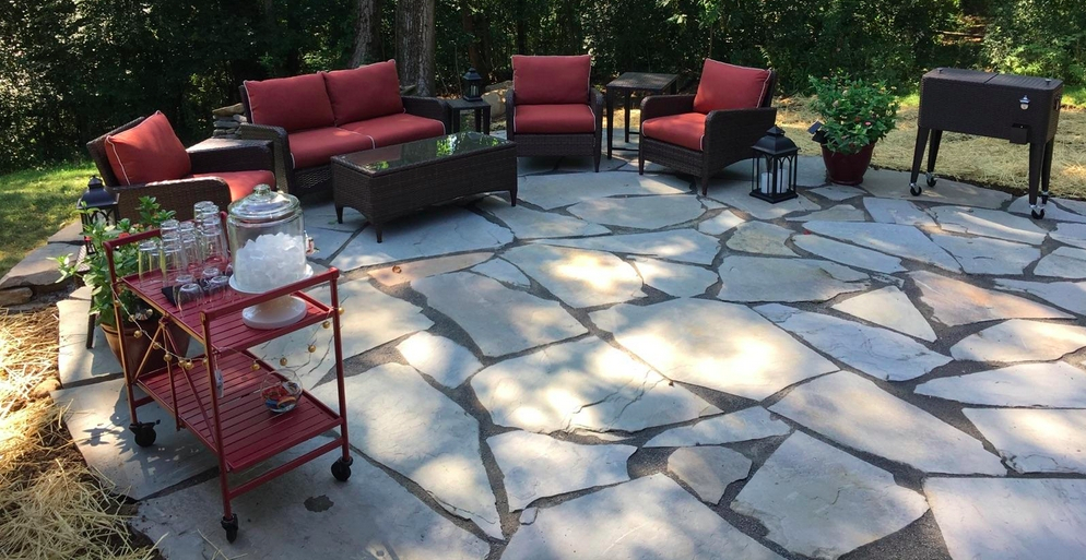 Capital District Landscaping Patio and Walkway Installation Albany Clifton Park Troy