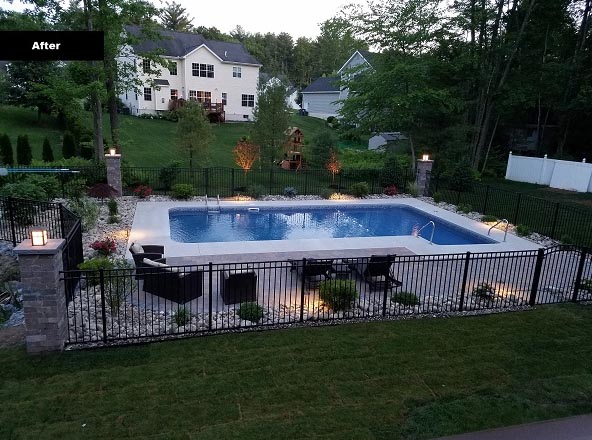 Capital District Landscaping Patio and Installation Albany Clifton Park Troy